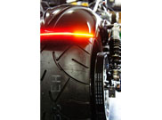 box3 flexible turn and brake signal led tail light \